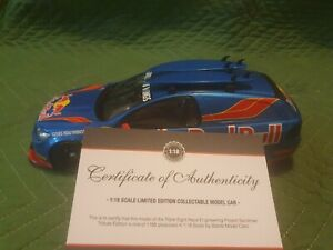 Biante Holden VF Red Bull Racing Project Sandman Tribute Edition 1:18