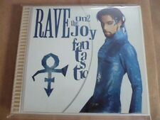 Prince - Rave Un2 the Joy Fantastic (CD + mini-poster) VG