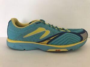 Newton Distance III W000814 Blue Running Shoes Women Size 8.5