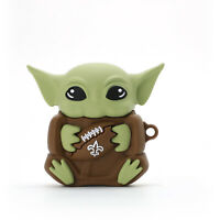 Master Yoda Star Wars 3D Silicone Soft Case Cover For Apple Airpods Pro 1st 2nd