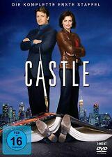 Castle - Staffel 1  ( 3 DVDs ) NEU
