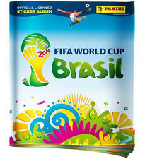 Panini 2014 World Cup 10 STICKERS CHOOSE WORLD CUP 14!