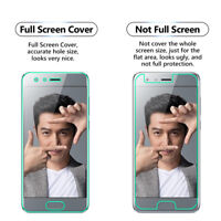 2x Full Screen Face Curved Clear TPU Screen Protector Cover For Huawei Honor 10