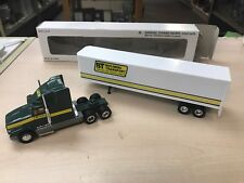1991 BT Builders Transport Van 1/64 Semi truck trailer toy International 9400