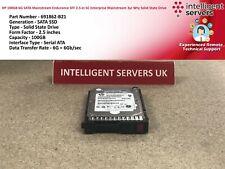 HP 100GB 6G SATA Mainstream Endurance SFF 2.5-in SC Enterprise Mainstream SSD
