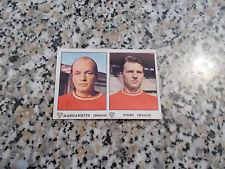 MANGANOTTO - VIGNI (MONZA) album CALCIATORI PANINI 1964-65 ORIGINALE OTTIMA REC