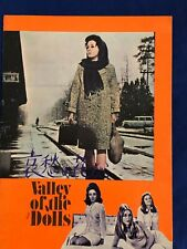 Valley Of The Dolls Japan Sharon Tate,Patty Duke,Susan Hayward, Barbara Parkins