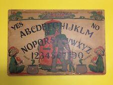 Antique Ouija Board Rajah Far East Talking Board