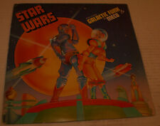 Meco Music Inspired By Star Wars & Other Galactic Funk 1977 Millennium Lp Weird