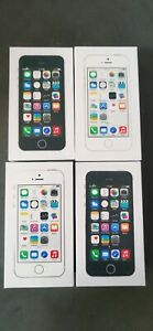 Original Apple iPhone 5s 16GB Gray silver gold (Unlocked) A1533 sealed