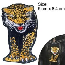 Tiger Iron on patch tigers predator roaring embroidery iron-on transfer patches