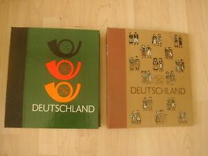 Bundesrepublik 1949 bis 1995 postfrisch kompl. Posthorn Fotoattest Schlegel BPP