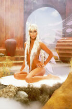 CHER INDIAN STUNNING SEMI-NUDE 36X24 POSTER PRINT WOW!