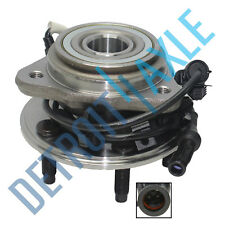 New Complete Front Wheel Hub & Bearing for 99-01 Ford Explorer - 4x4 AWD w/ ABS