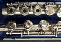 Armstrong 80BT-OS Flute Solid Sterling Silver Thin Wall Head Body Foot Offset G