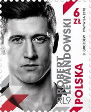 Polen 2018 Robert Lewandowski Fußball-Weltmeisterschaft Gift on the package