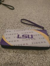 LSU Tigers Little Earth Ladies Curve Organizer Wallet