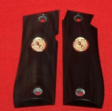 Colt Firearms .380 Government Real Buffalo Horn Grips