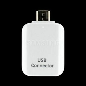 OEM Samsung Galaxy S7 s6 Edge Note 5 USB Connector OTG Adapter GH96-09728A - New