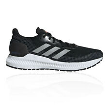 adidas Mens Solar Blaze Running Shoes Trainers Sneakers Black Sports Breathable