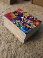 1991 Comic Images Marvel X-MEN (JIM LEE ART) COMPLETE CARD SET. NM-M!!