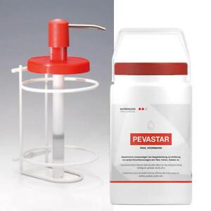Pevastar Voormann Handwaschpaste /  pastöser Handreiniger 3L - mit Wand-Spender