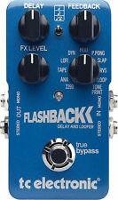 TC Electronic Flashback Delay and Looper Guitar Pedal FX Flash Back