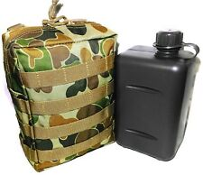 #COMBO - 2LT SOUTH AFRICAN CANTEEN + AUSCAM DPCU MOLLE POUCH - C.S.G.