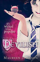 Devilish, Johnson, Maureen, Very Good Book