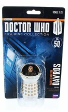 """Doctor Who """"The Dalek Emperor Davros"""" #50 resin Figurine NEW IN ORIGINAL BOX"""