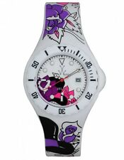 Toy Watch Jelly Tattoo White Skull Theme Women's Watch JYT02WH