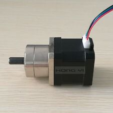 Extruder Gear Stepper Motor Nema 17 Ratio 5:1 Planetary Gearbox motor 3D Printer