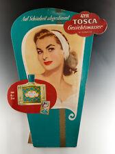 ALTES 4711 TOSCA Gesichtswasser wohl um 1950