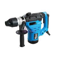 1500w Rotary Hammer Drill Heavy Duty SDS Chisel Jack Hammer Variable Speed