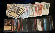Mtg collection vintage collection revised tempest alliances mirage 90s nice lot1