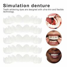 5 Pcs Magic Teeth Brace Temporary Smile Comfort Fit Cosmetic Denture Teeth Dent