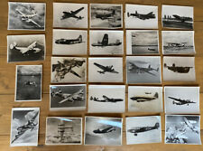 24 official military aircraft photographs