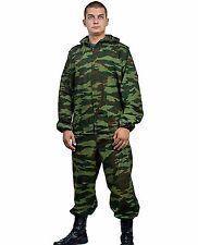Russian camouflage Suit VSR-98 flora Ratnik Shirt Jacket Pants Uniform Old Flora