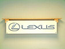 Lexus Car Banner Garage Workshop Showroom advertising GS 450h, IS 300, LX