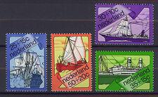 HOLANDA/NETHERLANDS 1973 MNH SC.B493/B496 Holland-American Line 100th