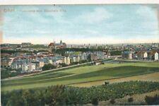Ak, Erfurt, Panorama von Stürckes's Villa (G)19301
