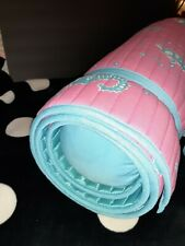 Tommy Hilfiger Mat Quilt Rollup Beach Pool Lounge Pillow Blanket Shoulder Strap
