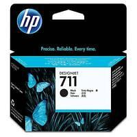 HP 711 | DesignJet Ink Cartridge | Black | 80-ml | CZ133A