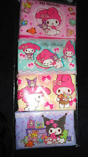 Sanrio My Melody Tissue Printed Pack of 4 Kuromi