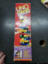 Uno Stacko Game The Stacking Block Game with an UNO Twist - Family Game