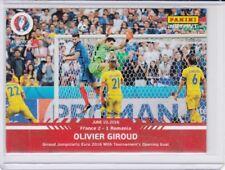 2016 Panini Instant EURO 2016 #1 Olivier Giroud France /50