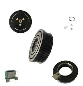 AC COMPRESSOR CLUTCH KIT PULLEY COIL FITS: 2006 LINCOLN MARK LT 8CYL 5.4L