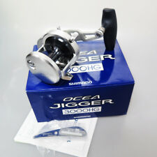 SHIMANO Ocea Jigger 3000HG Jigging Reel FedEx Priority 2days ship to USA