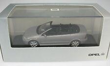 MINICHAMPS - OPEL Astra G CABRIO - silber metallic - 1:43 - NEU OVP - Modellauto