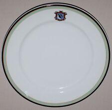 LAAC Logo Los Angeles Athletic Club Luncheon Plate Syracuse China USA